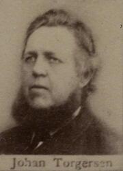 Dreier Johan Torgersen (1844-1920) (Foto/Photo)