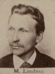 Sjakthauer Martinius O. Olsrud (1854-1918)? (Foto/Photo)