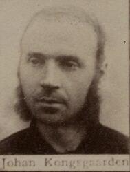 Sjakthauer Johan J. Kongsgården (1842-1920) (Foto/Photo)