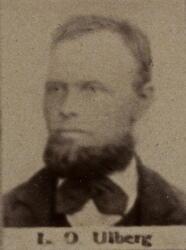 Smed Lars O. Ulleberg (1845-1924) (Foto/Photo)