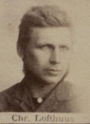 Chr. Lofthuus (Foto/Photo)