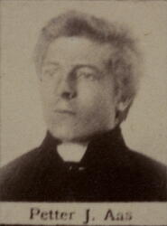 Borhauer Petter J. Aas (1862-1944) (Foto/Photo)