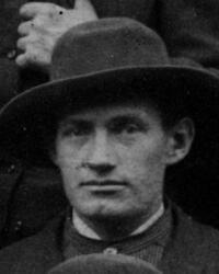 Hytteknekt Albert Stiksrud (1858-1929) (Foto/Photo)