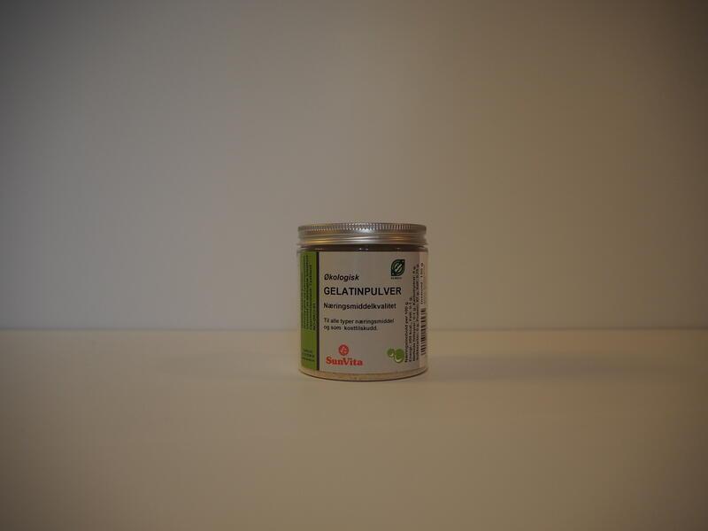Gelatin kr 140,- (Foto/Photo)