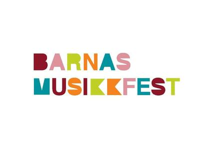 Logo Barnas musikkfest jpg 2021 hovedlogo. Foto/Photo