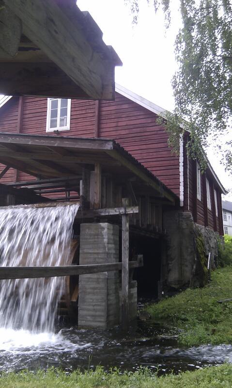 Molstadkvern mølle (Foto/Photo)