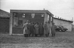 Shell bensinstasjon ved Grendahl Auto