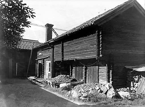 Konditor Attenbergs gård, Västerås.