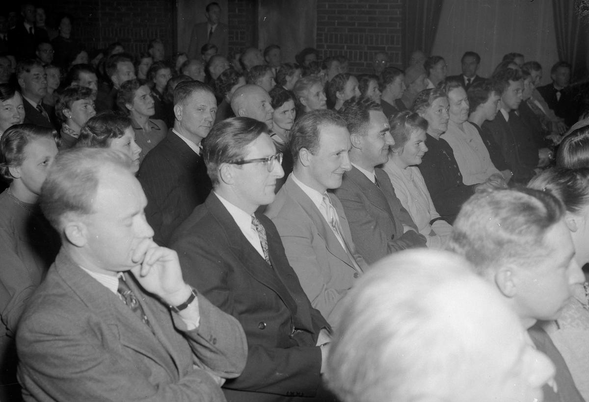 Trøndsk lærarstemne 1953