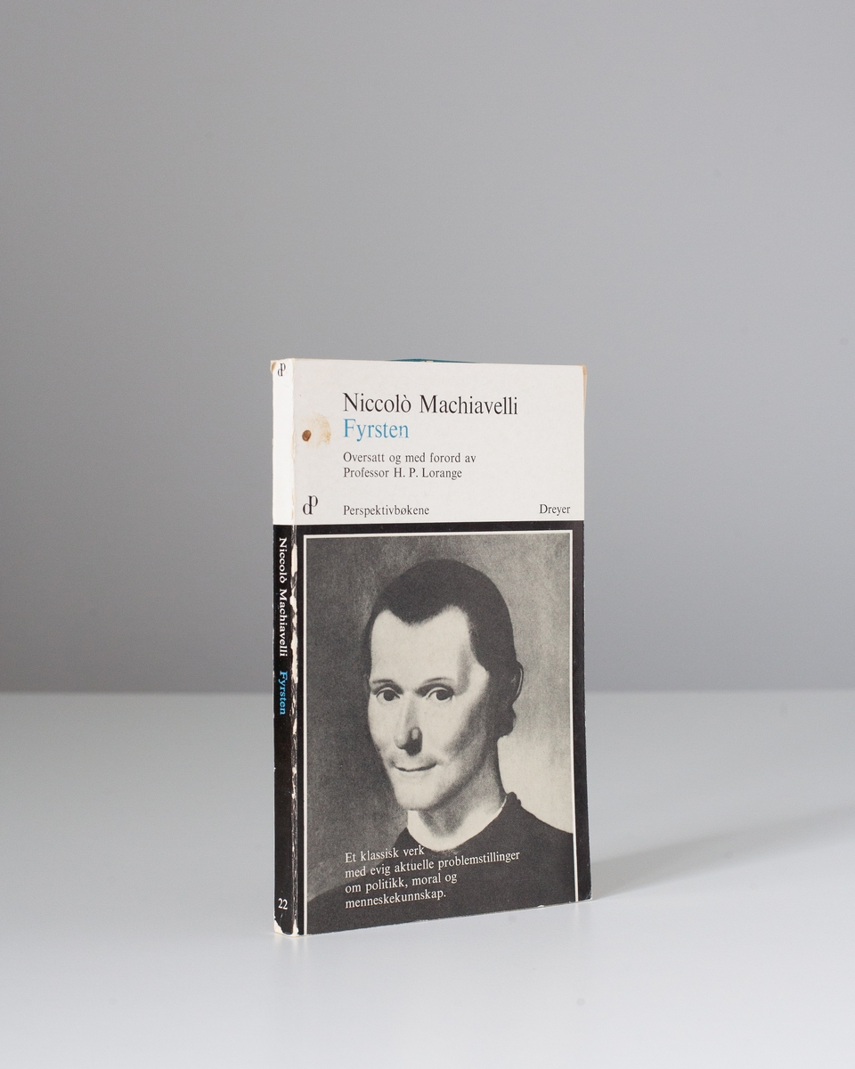 Niccolò Machiavelli: Fyrsten