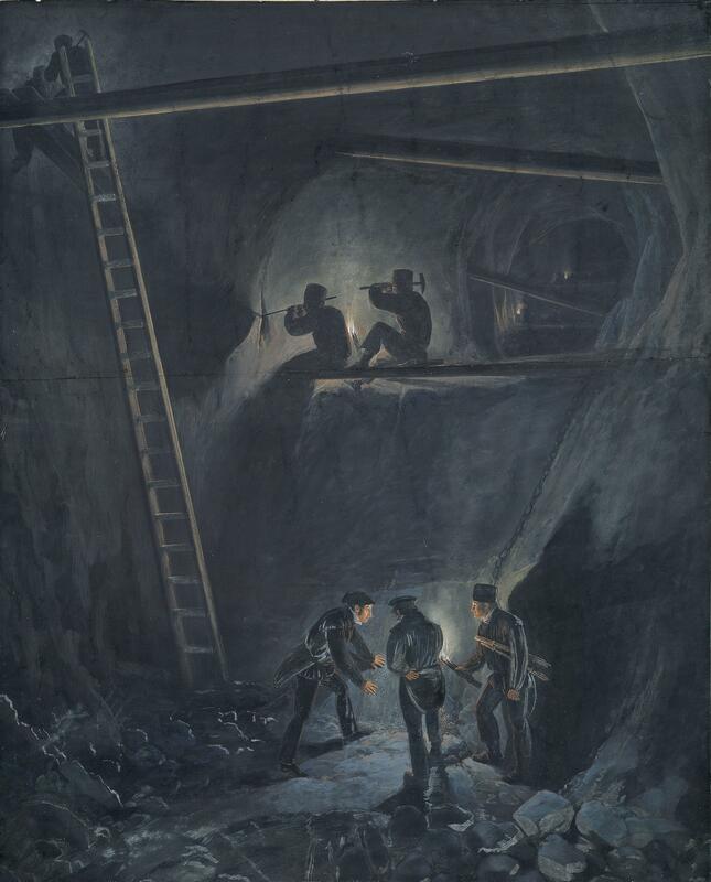 Kongens gruve, Kongsberg (Foto/Photo)
