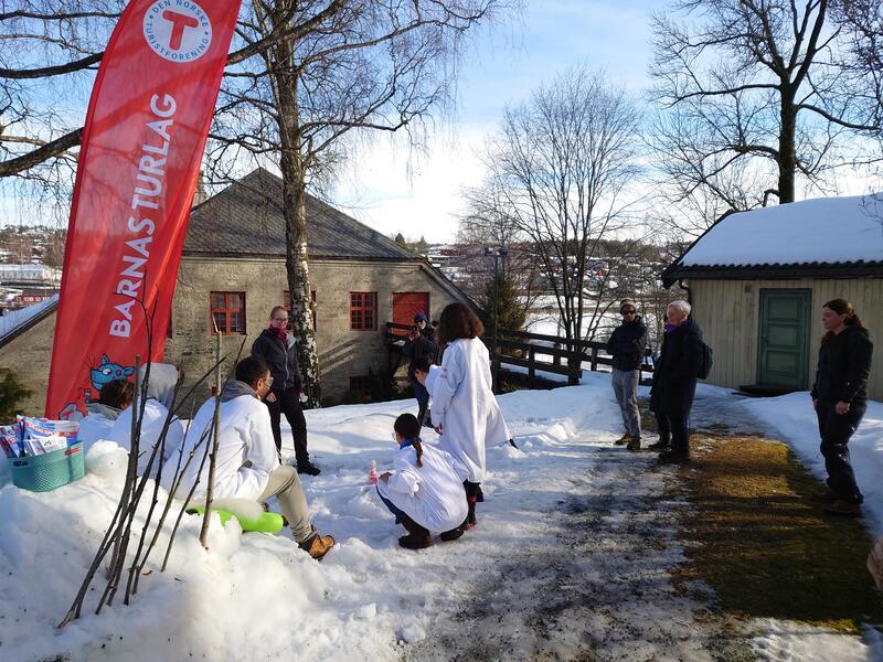 Den Norske Turistforening, Kongsberg (Foto/Photo)