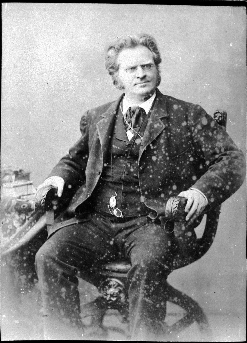 Bjørnstjerne Bjørnson, stol,