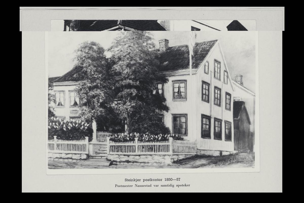 eksteriør, postkontor, 7700 Steinkjer