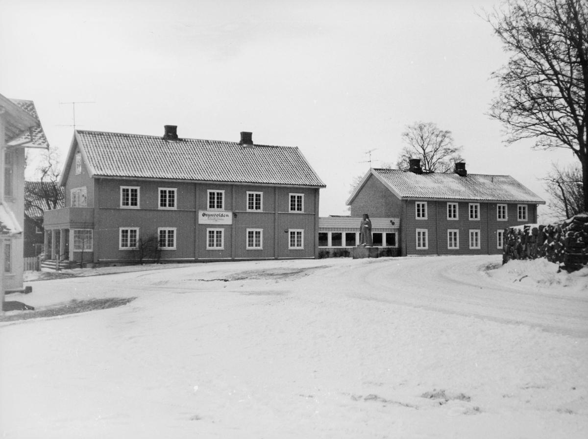 postskolen, Granvolden, 1972, eksteriør