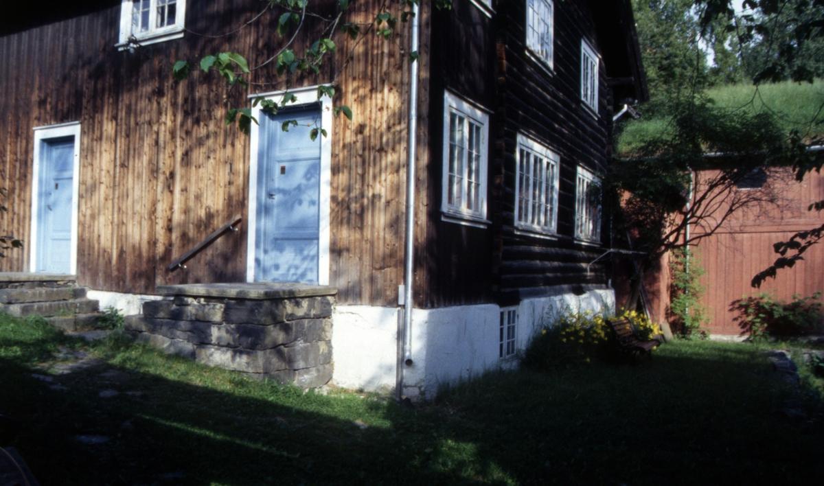 DOK:1995, Bjerkebæk, hage, hus,