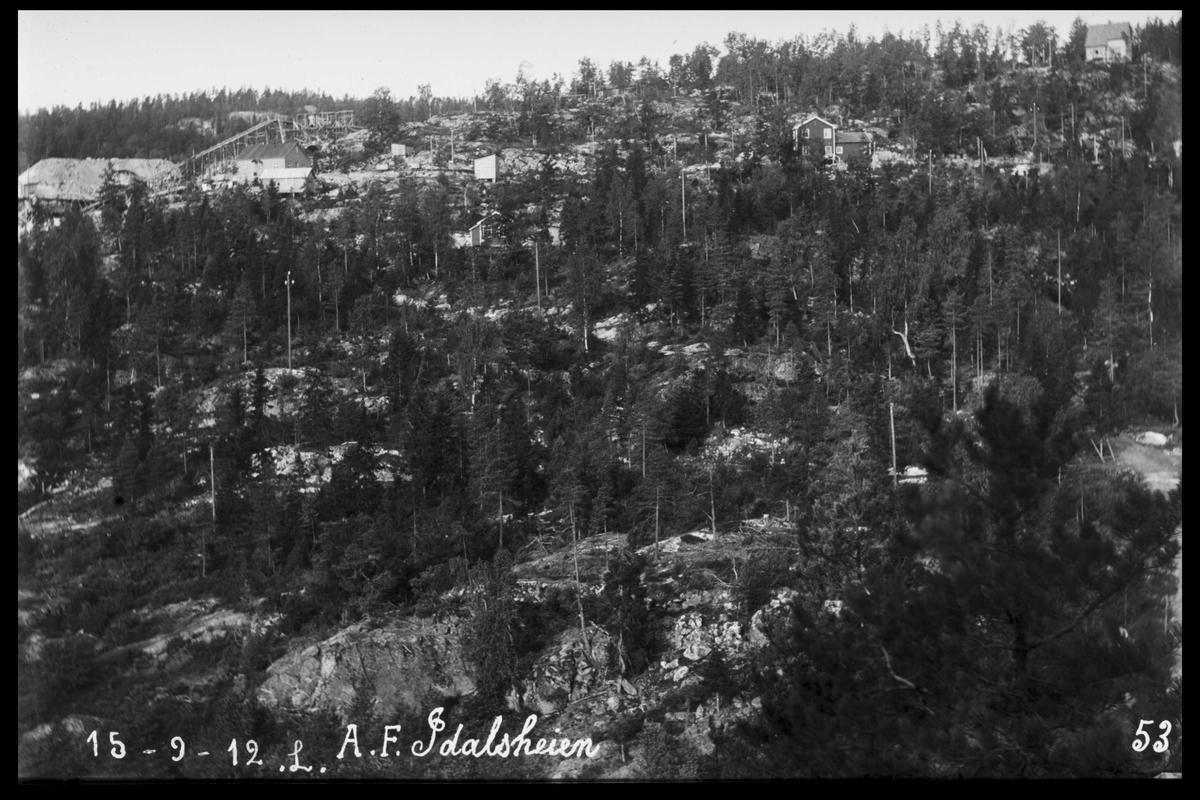Arendal Fossekompani i begynnelsen av 1900-tallet CD merket 0469, Bilde: 70