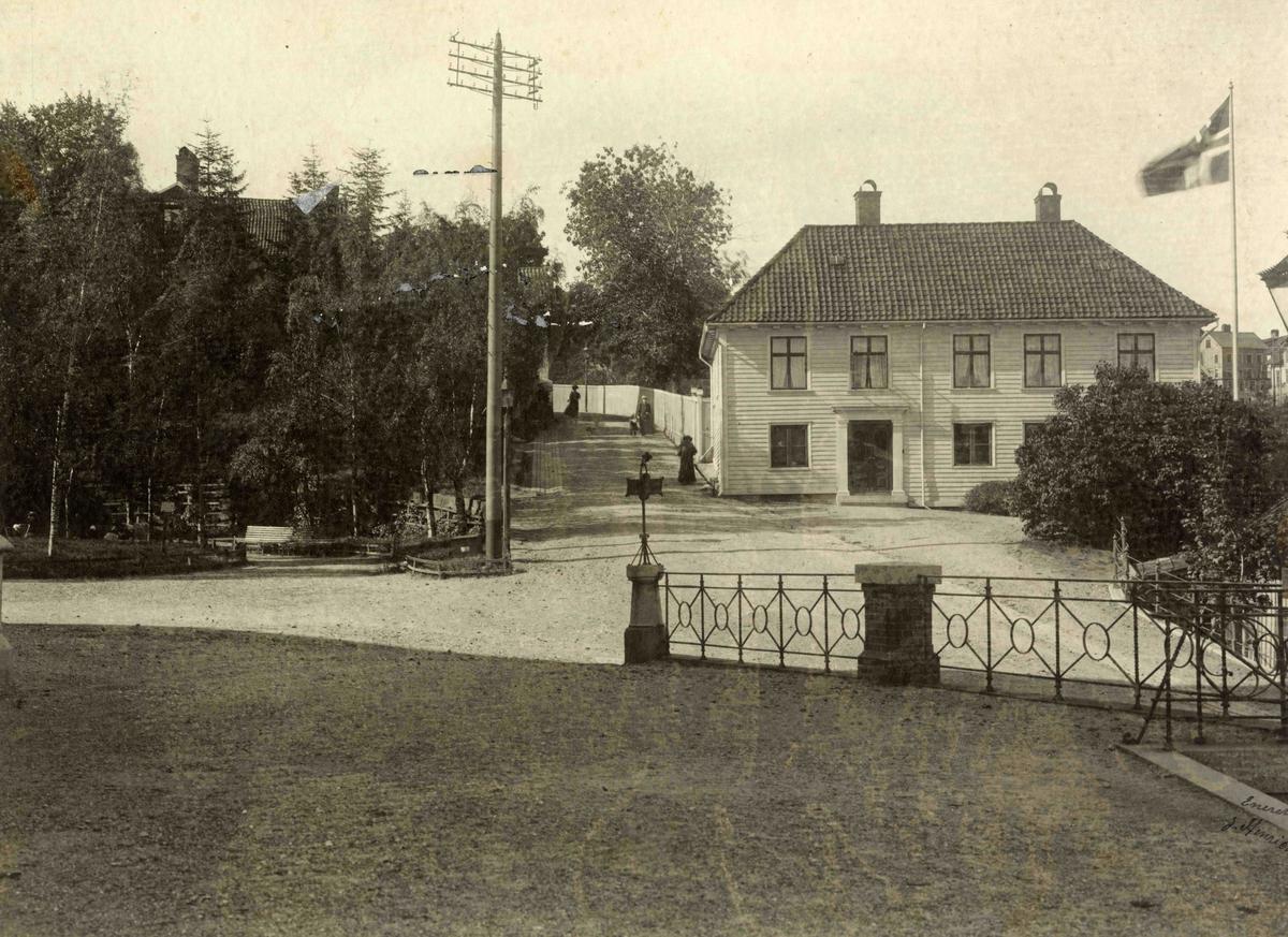 Stedsbilder Arendal - Enkelteiendommer mnr 271 - nr 1089