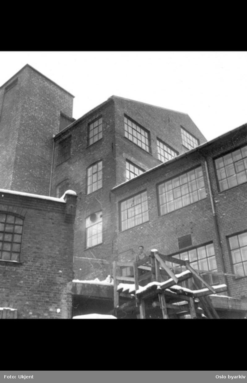 Fabrikkbygningsdetaljer