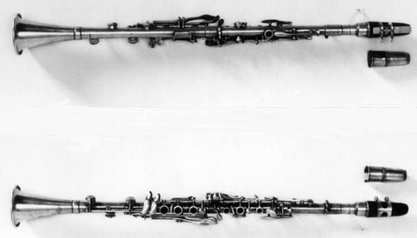 dating Selmer klarinett