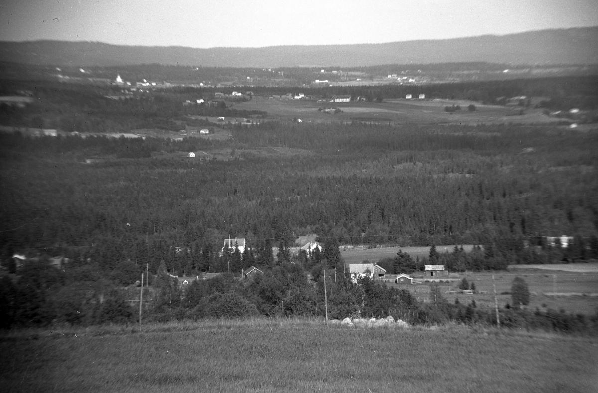 Hernes, landskap
