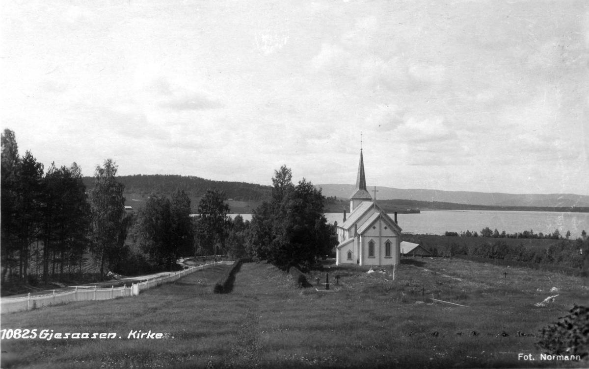 Gjesaasen kirke