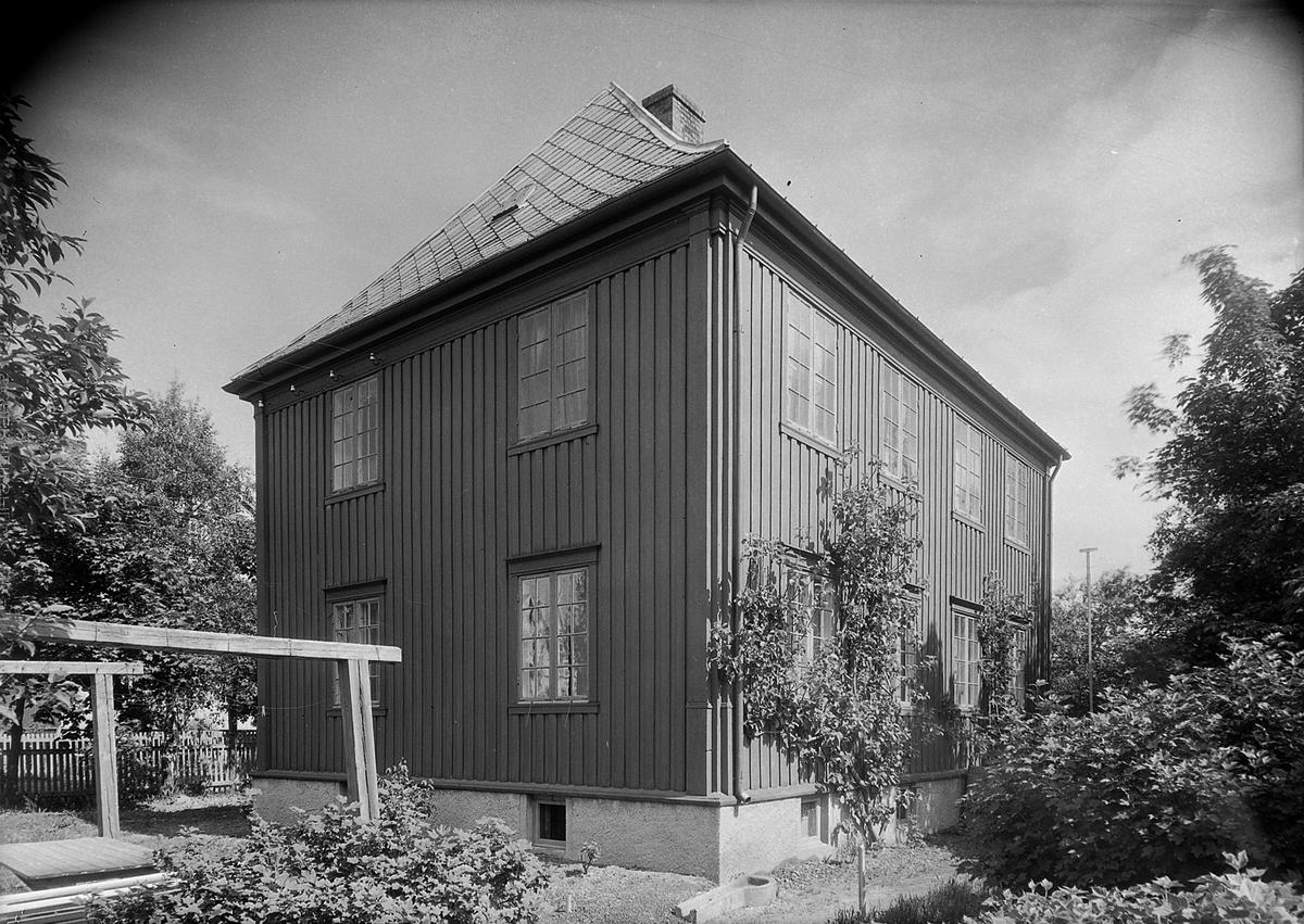 Jernbanen, hus som skal rives