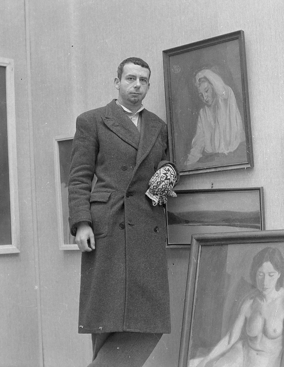 Kunstmaler H. Nadiani
