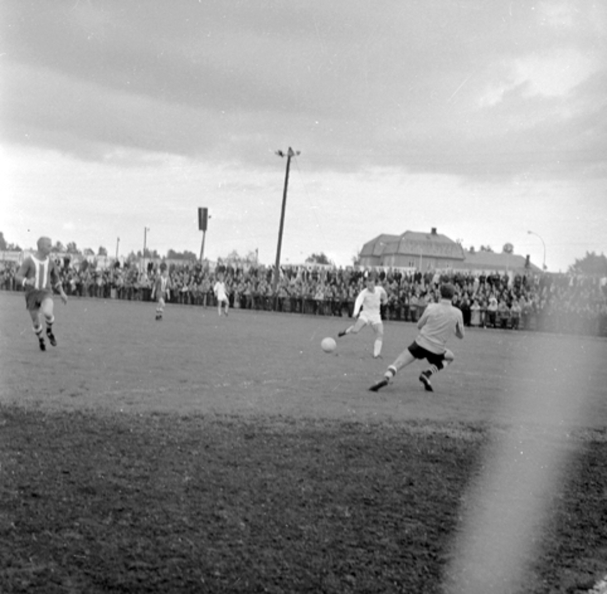 Hamar IL, Hamar stadion, fotballkamp.