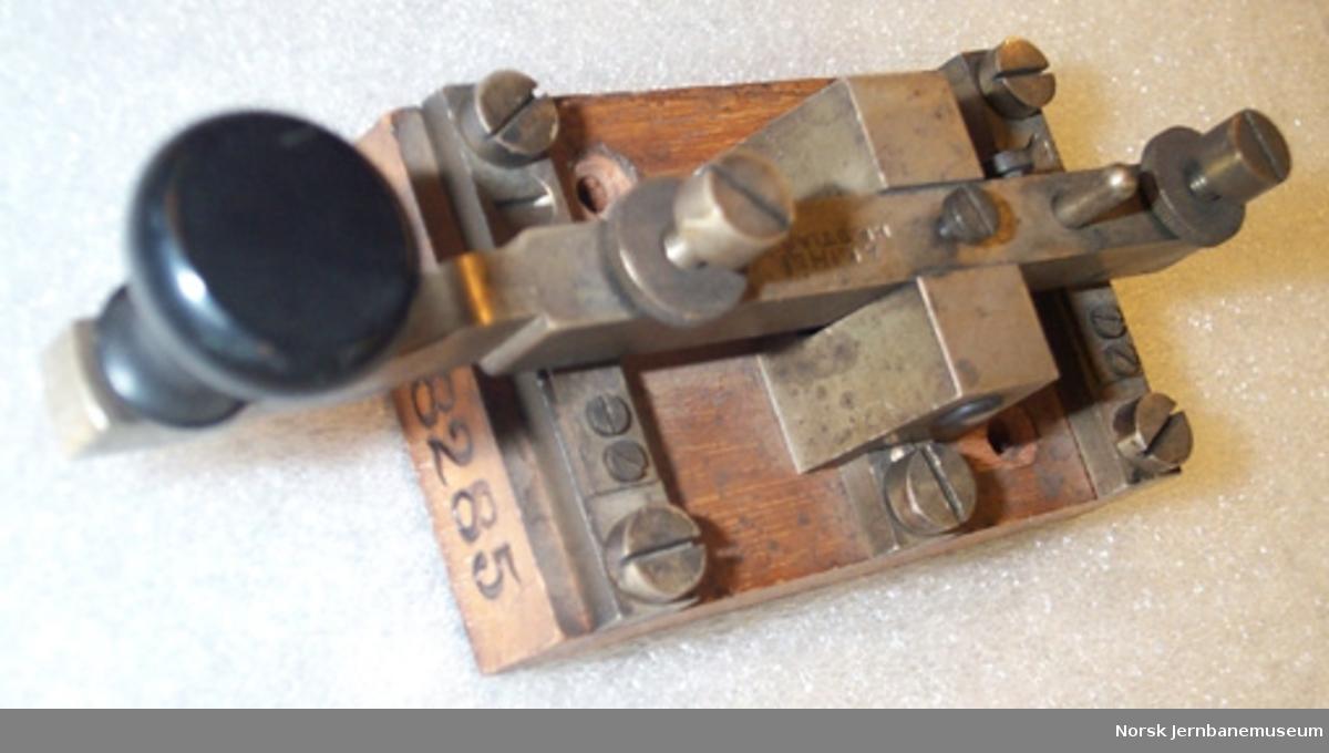 Morsenøkkel - Nøkkel for overdragsapparat
