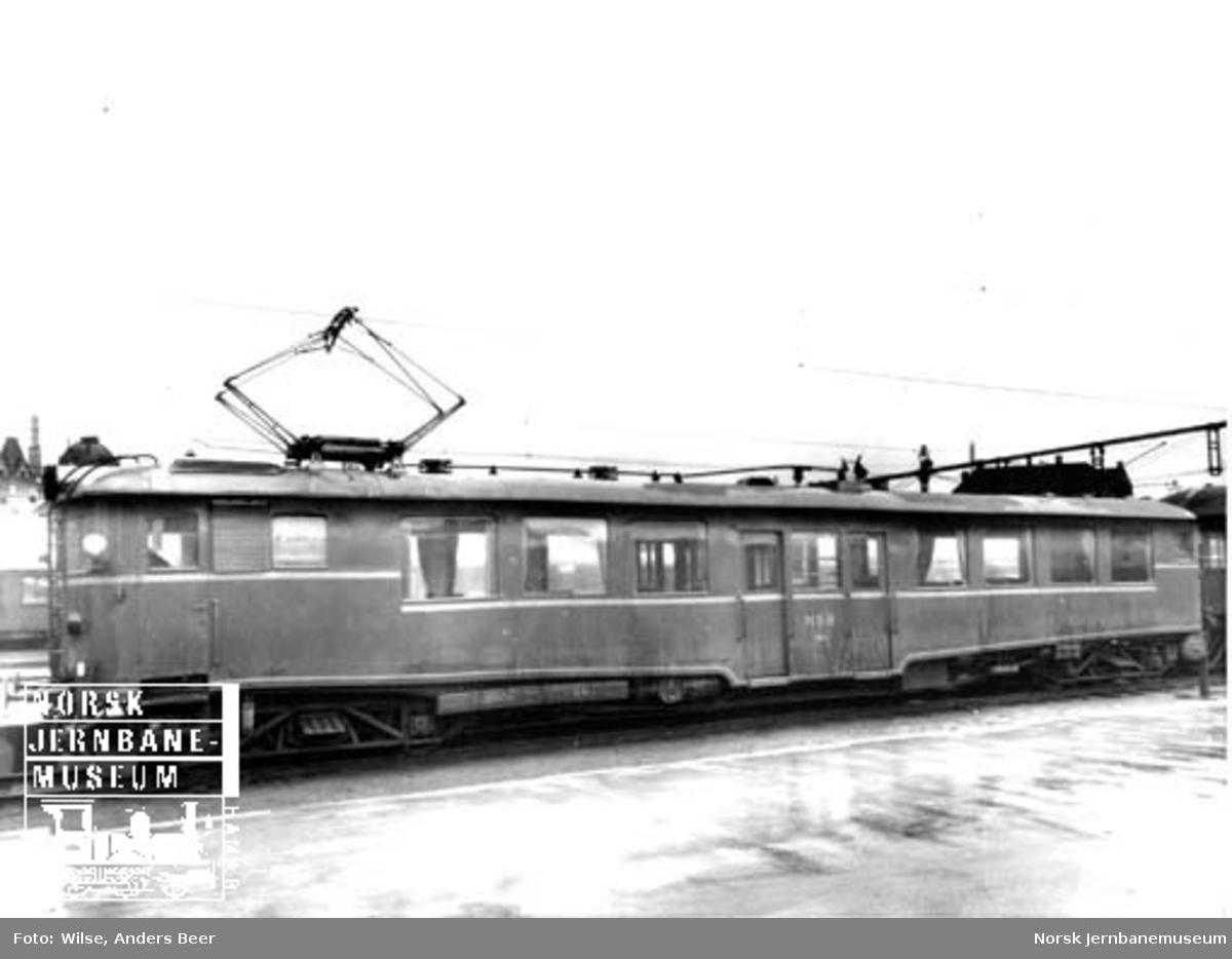 Elektrisk motorvogn type 105a (65a) nr. 18514 (65.14)