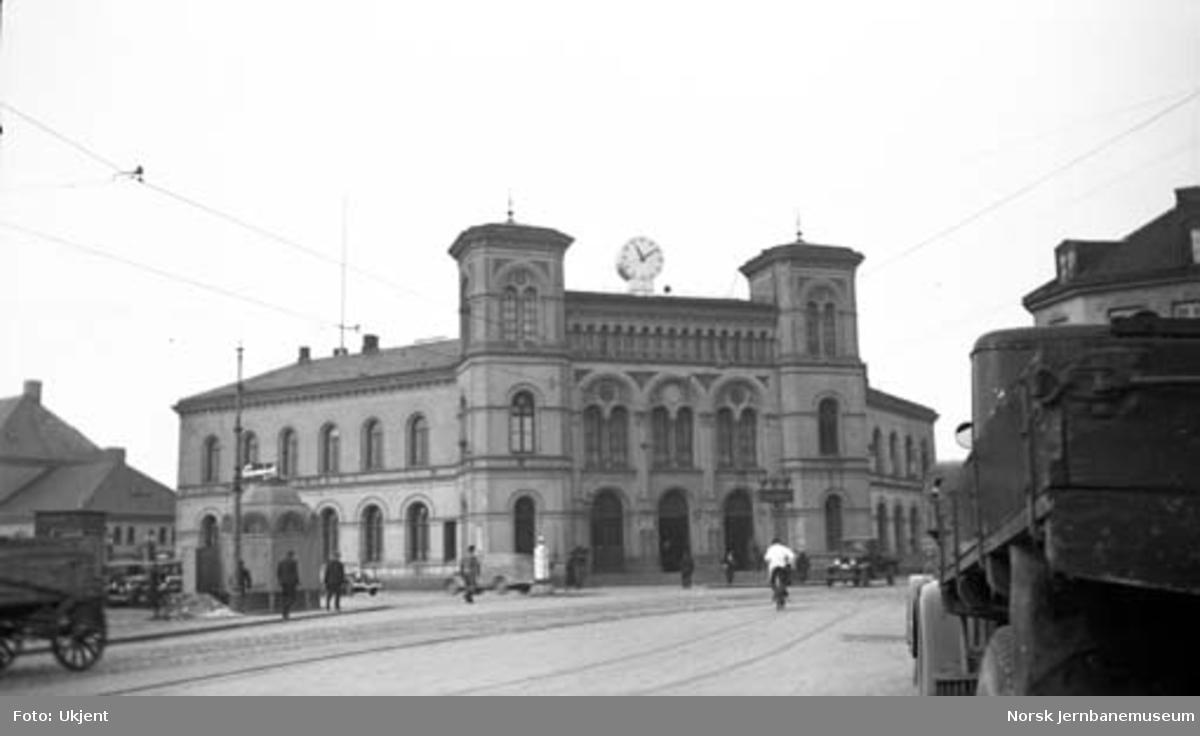 Oslo V : bysiden