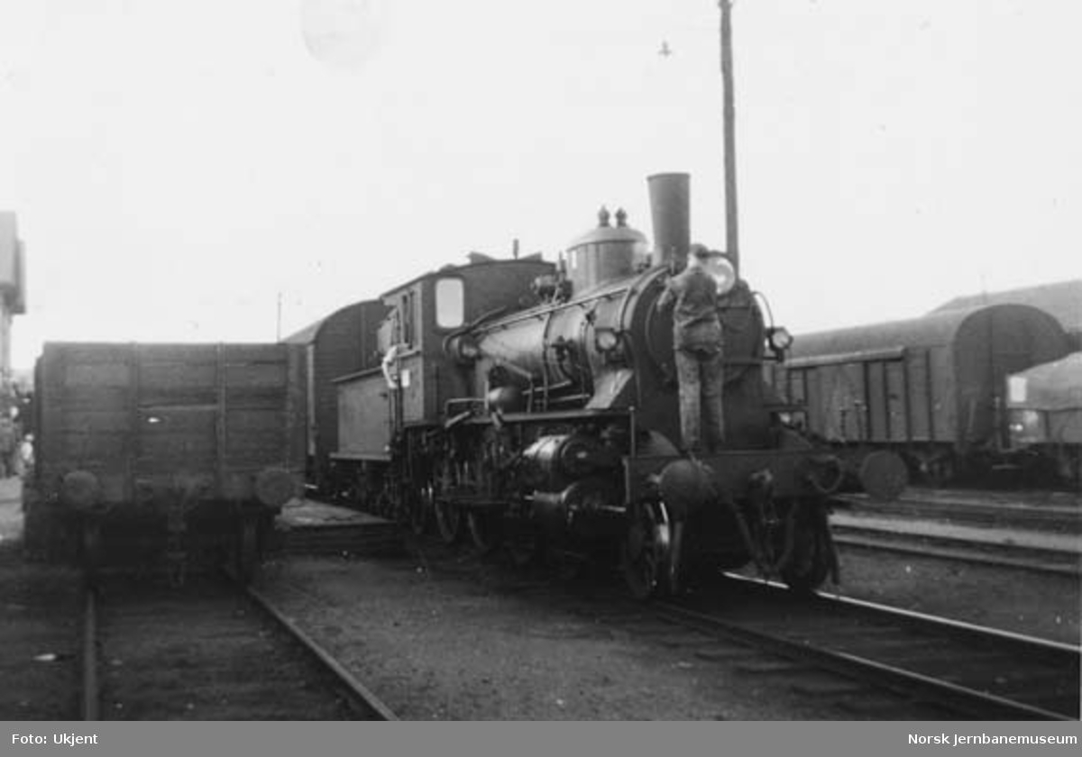 Damplokomotiv type 27a nr. 248