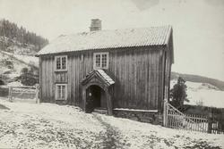 Opgar´n Ulvin, Eidsvoll, Øvre Romerike, Akershus. Våningshus