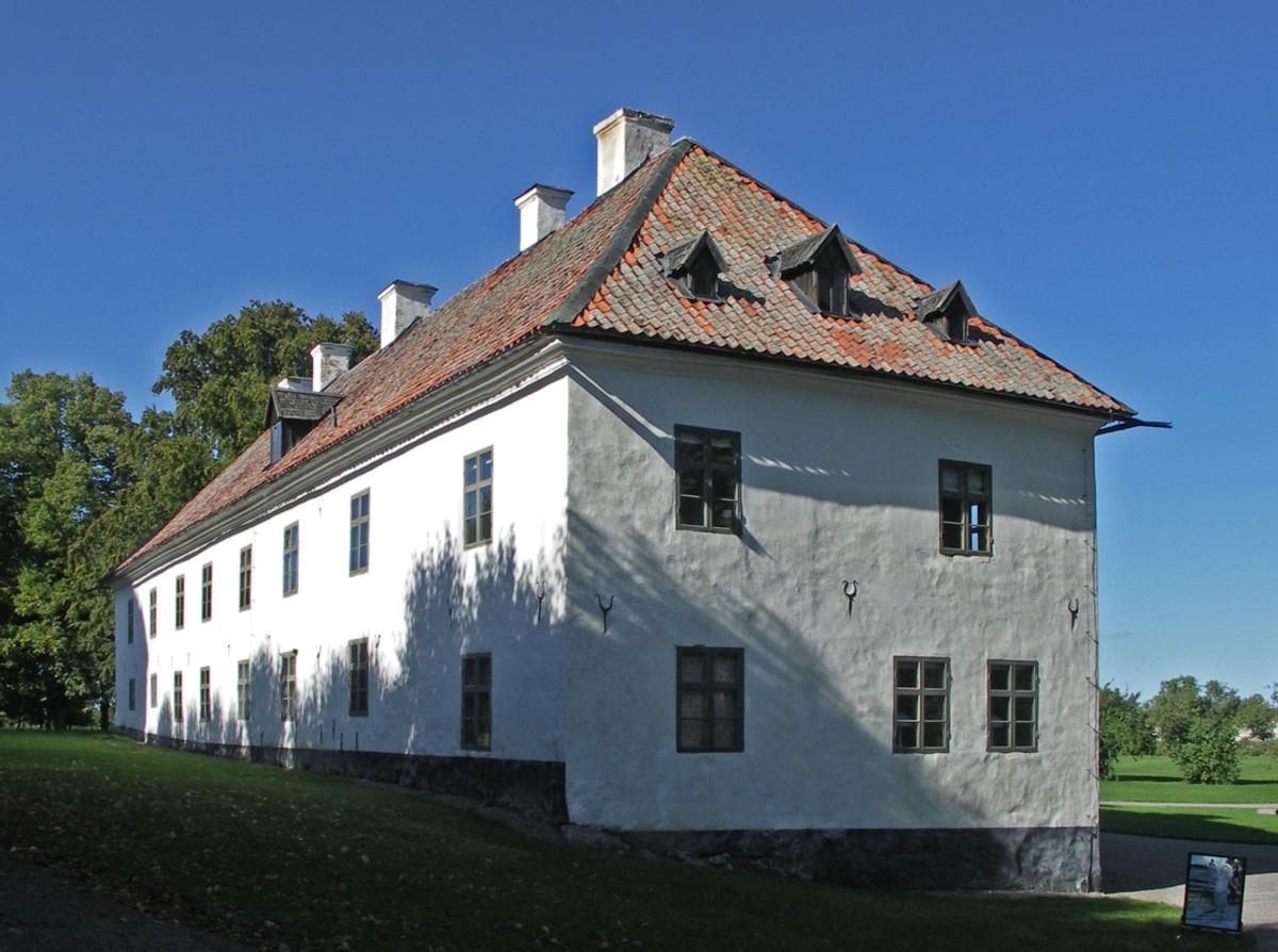 Gamla slottet vid Skoklosters slott, Skoklosters socken, Uppland 2010