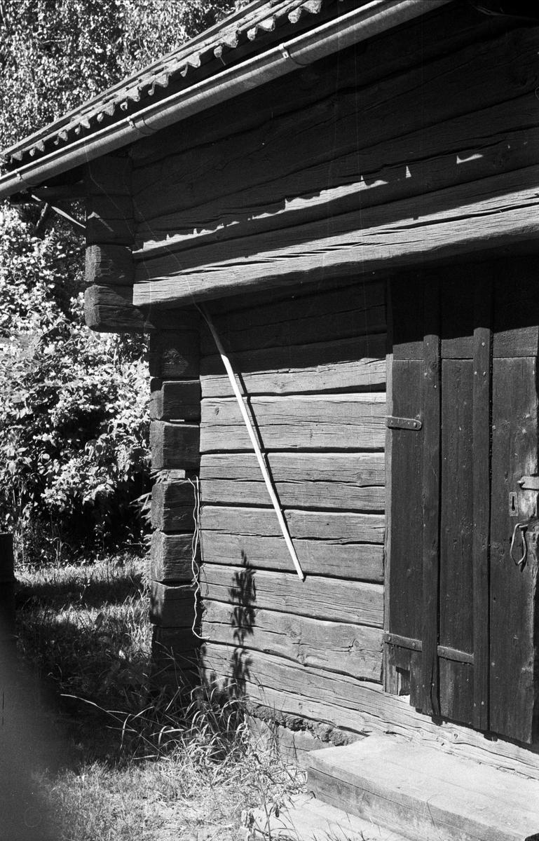 Loftbod, Sofiero, Björklinge, Björklinge socken, Uppland 1976