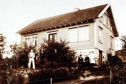 Gården Damman i Halse og Harkmark, Mandal.