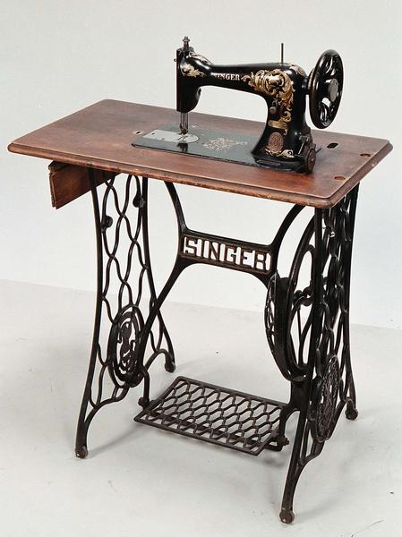 Dating antikke symaskiner Singer