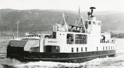 M/F 'Bjørgvin' (b.1962, Løland Motorverkstad, Leirvik i Sogn