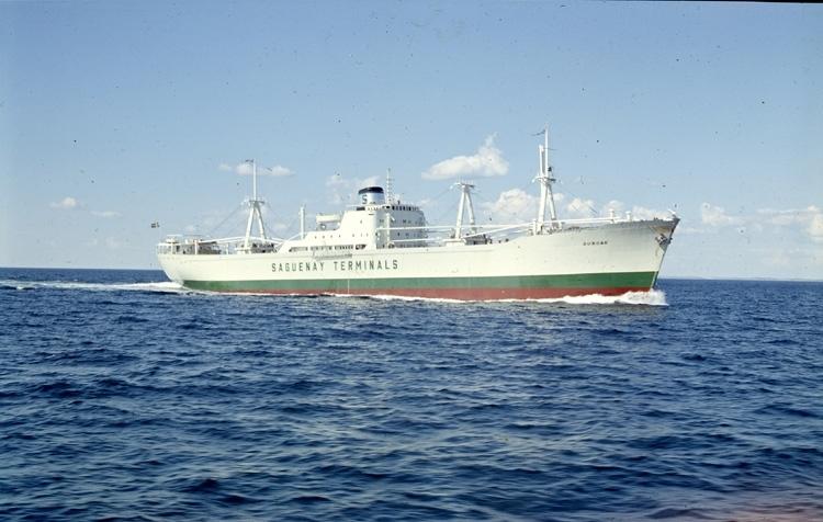 Fartyget 145 M/S Sunoak.