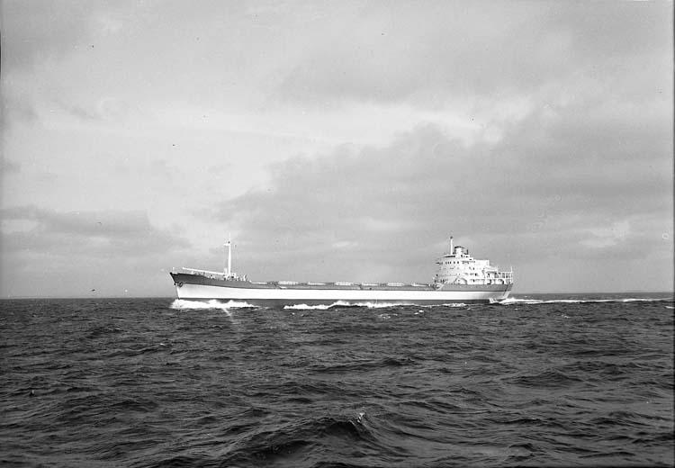 B/C Louise DWT.17.060 Rederi Carribean Steamship Co, Panama Kölsträckning 56-04-23 Nr. 141 Leverans 57-08-20 Tankers