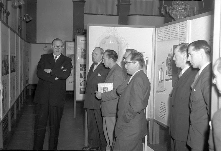 """Enligt notering: """"Rygaard Reklambyrå 22/11 1947""""."""