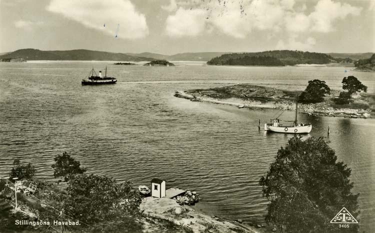 Stillingsöns Havsbad 1944