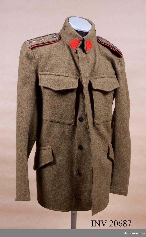 Grupp C I. Ur uniform för manskap, Tjeckoslovakien.