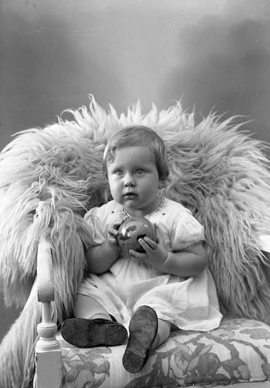 Inez Pettersson 1936