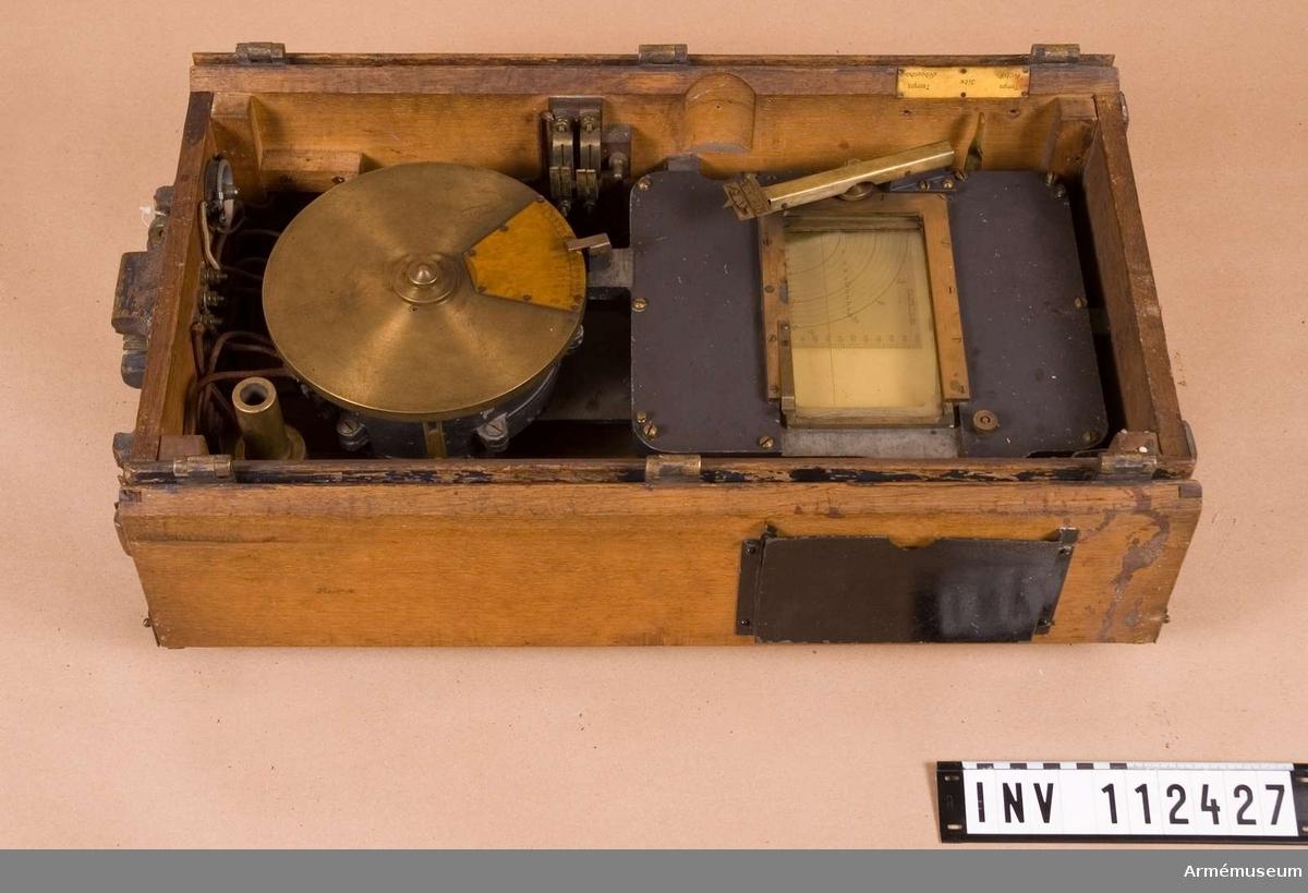 Instrument för korrektion