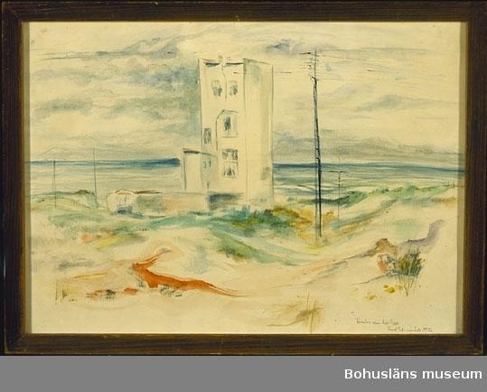 Ur punktnummerkatalogen 1957-1978: Dir. Max Schwab Akvarell Karl Schneider