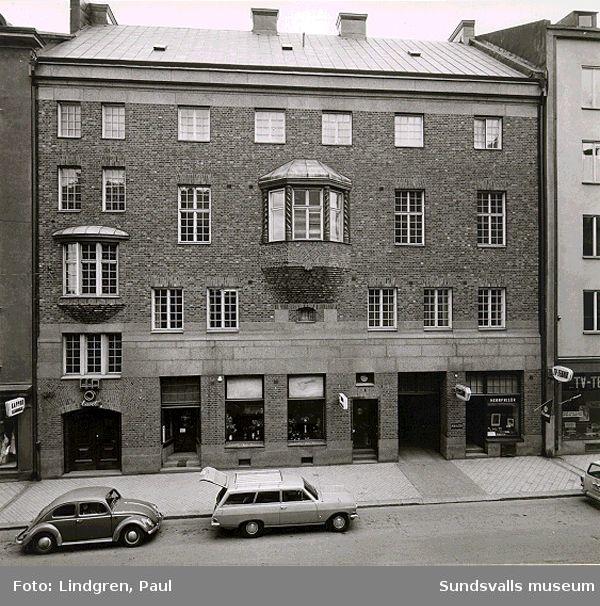 Storgatan 3, Handelsanställdas arbetsgivarorganisation.