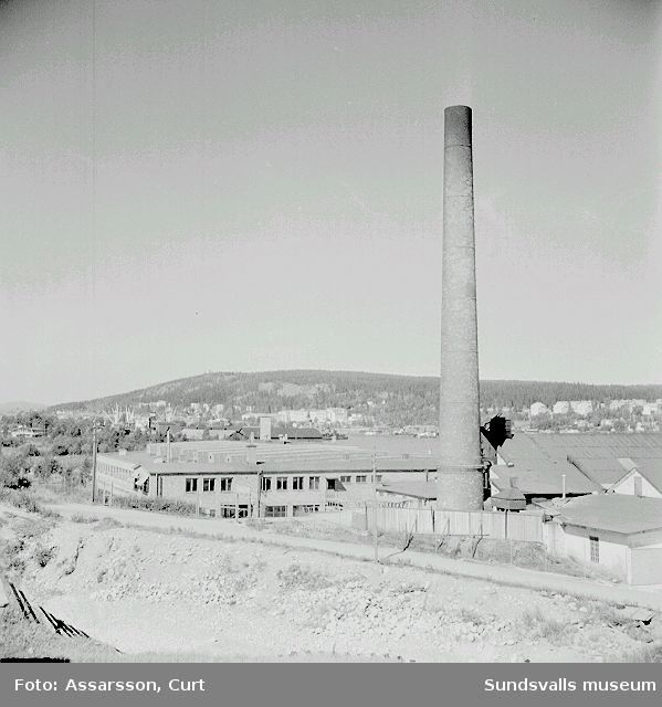 Spikfabriken på Mon.