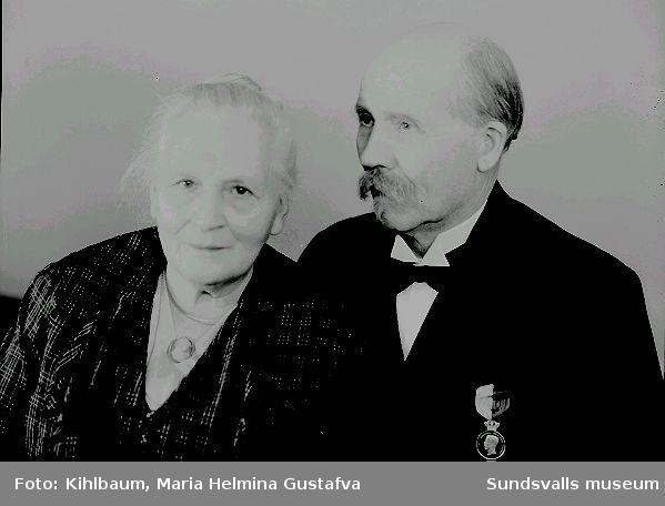 Man och kvinna.